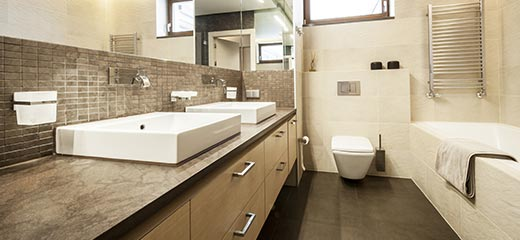 nouvelles salles de bains Bouffioulx
