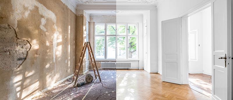 Remodeler la maison